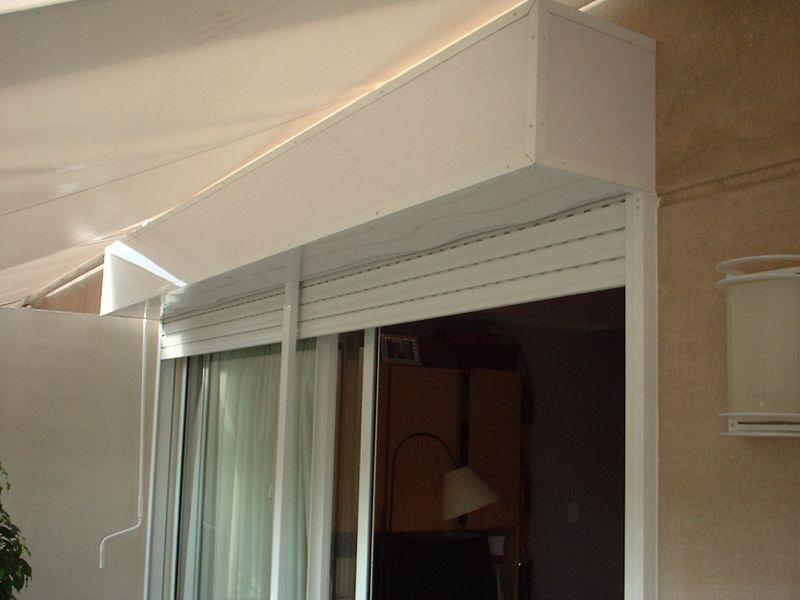 Sr hogar cerramientos de aluminio y cortinas for Cortinas de plastico para exteriores